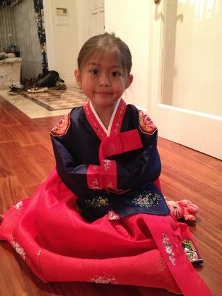 Emi New Year Hanbok